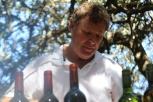 Wayne Gabb of Lomond Wines.