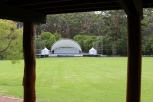 Stage at Leeuwin Estate in Margaret River Australia.