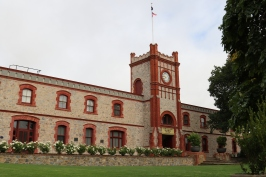 Yalumba Winery Barossa Valley Australia.