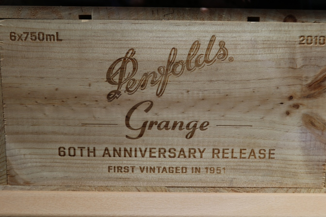 Penfolds case.