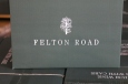 Felton Road wine box in the winery at Bannockburn New Zealand.