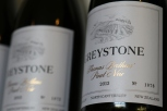 Greystone Thomas Brothers Pinot Noir wine label.