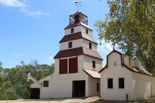Tahbilk Winery Australia.