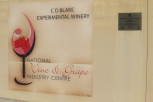 CD Blake Experimental Winery.