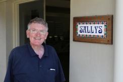 Allen Davies of Sallys Corner.