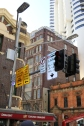Street in Sydney.