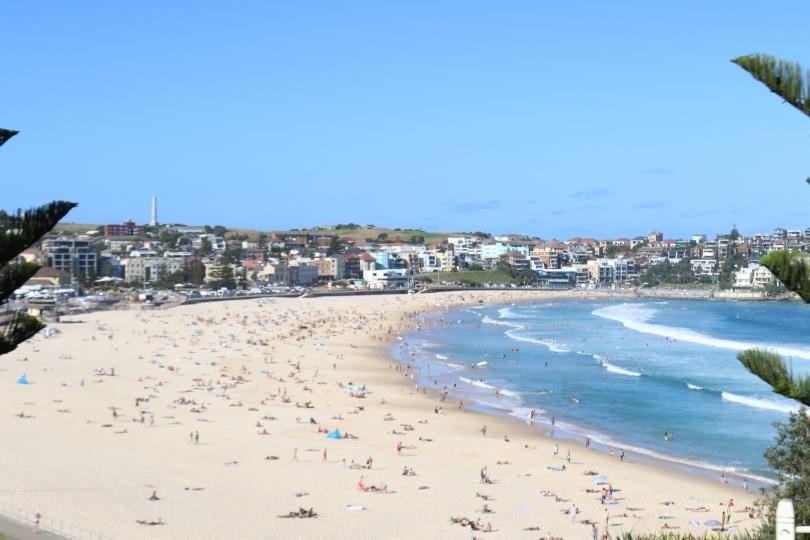 Bondi Beach Australia.