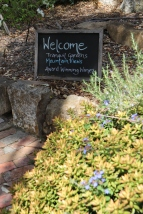 Briar Ridge welcome in Hunter Valley.