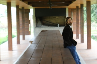 Sebastian De Martino of De Martino Wines in Maipo Valley Chile.