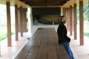 Sebastian De Martino of De Martino Wines in Maipo Valley Chile.