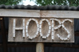 Hoops wine is fermented in Guy Hooper's garage next to his house.