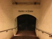 The cellar door at Concha Y Toro in Chile.