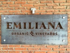 Emiliana Organic Vineyards in the Casablanca Valley in Chile.
